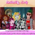 ������ ��������� ����� �������� / Monster High Mix Up ��� �����������