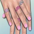 Розовые ногти играть бесплатно без