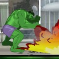 Халк / Hulk Smash Up играть бесплатно без регистрации
