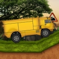 Камаз в Джунглях 2 / The Kamaz Jungle 2 играть онлайн